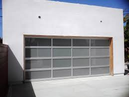 full view glass door modern concept glass garage doors with commercial glass garage