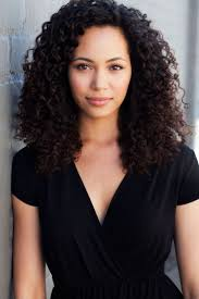curly hair headshots images in london 7 best mdeliene mantock images on pinterest madeleine actresses