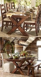 Toscana Pottery Barn Banks Oval Dining Table Pottery Barn Design Trend Artisanal