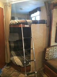 Rv Bunk Bed Ladder The Images Collection Of Rv Rv Interior Bunk Beds Bunk Beds At