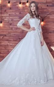 lace wedding gowns modest style wedding dress cheap affordable conservative bridals
