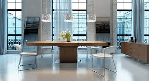 astor dining table by modloft