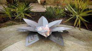 Firepit Designs Metal Pit Designs And Outdoor Setting Ideas