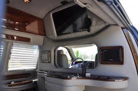 Conversion Van Interiors Conversion Van Limo Ultimate Luxury