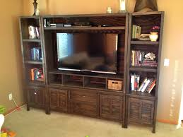 Home Diy Projects by Ana White Entertainment Center Diy Projects