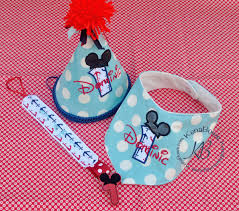 1st birthday bib baby s birthday 1st birthday hat mickey birthday bib