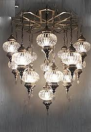 Hanging Bulb Chandelier Ottoman Palace Style Chandelier 16 Bulbs Express Shipping Large