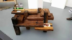 reclaimed timber coffee table james coffee table made out of reclaimed timber from shipley lock gate