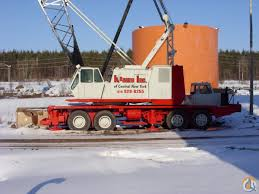 lorain mc 1400 140 ton conventional truck crane crane for in sodus