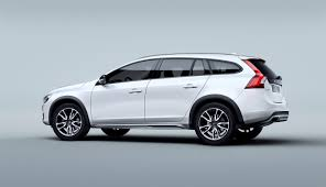 volvo eu volvo cars reveals new v60 cross country volvo car group global