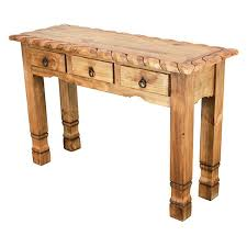 Pine Console Table Rustic Pine Console Table Beautiful Pictures Photos Of
