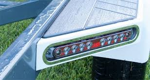 flush mount trailer lights extreme custom trailers
