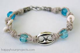 braided hemp necklace images Diy hemp bracelet patterns that are great for summer jpg