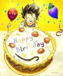happy birthday dragon ball dragonballz amino