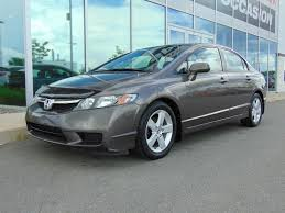 used 2011 honda civic sedan se auto toit mags for sale in montreal