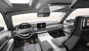 Lincoln Navigator 2015 Interior 2018 Lincoln Navigator What We Know So Far Autoevolution