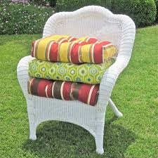 Outdoor Chair Webbing Decor Astounding Outdoor Custom Patio Chair Cushions 4 Inch Thick