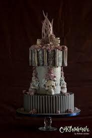 corpse cake topper cakenweenie the cake designers tribute to tim burton