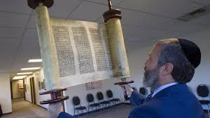 torah that survived helps newport u0027s chabad center mark yom