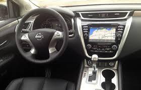 nissan murano x trail suv review 2015 nissan murano sl awd driving
