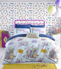 roald dahl bfg matilda duvet cover u0026 pillowcase bed sets big
