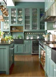 Colorful Kitchen Cabinets Ideas Green Kitchen Cabinets 93 On Innovative Cabinetry Designs With Green Kitchen Cabinets Jpg