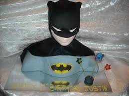 cake halloween costume 3d batman bust cake cakecentral com