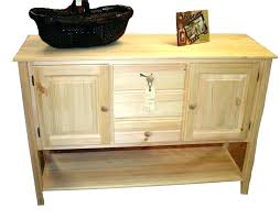 unfinished kitchen island with seating unfinished buffet cabinet unfinished sideboards kitchen island