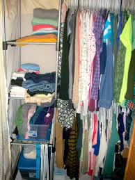 small closet organization ideas for limited space chocoaddicts