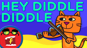 hey diddle diddle fredbot kids songs lucy the dinosaur youtube