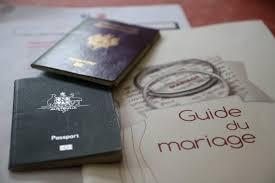 carte de sejour mariage couples mixtes franco australiens visas et démarches australia