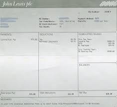 salary payslip template
