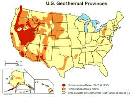 map of oregon nevada government backs major geothermal projects in oregon nevada