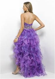 cheap purple high low prom dresses prom dresses cheap