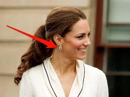kate middleton earrings royal heirlooms that kate middleton wears business insider