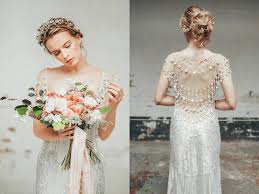 beaded wedding dresses 30 jaw droppingly beautiful beaded wedding dresses with glamorous
