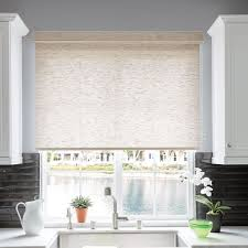 Roller Shades With Curtains Beautiful U0026 Elegant Custom Roller Shades Made To Match Your Style