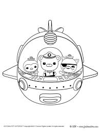 free bubble guppies gil and deema coloring pages printable free