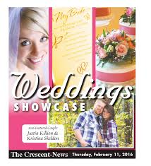 4702 Best Our Wedding Board Wedding Showcase 2016 The Crescent News Defiance Ohio