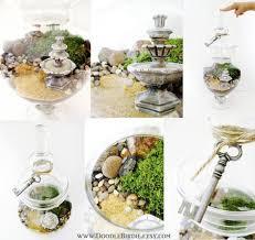 giant sized terrarium table centerpiece apothecary jar secret