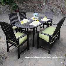 Refinish Wicker Patio Furniture - decor refinishing chic smith and hawken teak patio furniture