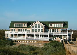 the mark twain pet friendly oceanfront rental house in corolla 4x4