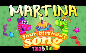 birthday martini clipart tina u0026tin happy birthday martina youtube