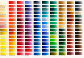 Hair Color Wheel Chart Chart Shades Of Black Color Chart