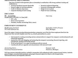 resume templates for accounts payable and receivable training bookkeeper assistant sle resume exle assistant bookkeeper