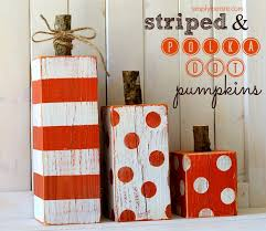 Cutest DIY Pumpkin Decor