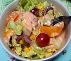 cara membuat salad sayur atau buah 5 resep salad buah mayonise dan yoghurt sehat segar sederhana cara