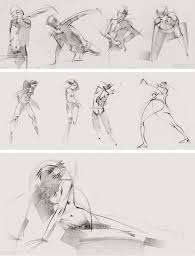 quickposes pose library for figure u0026 gesture drawing practice