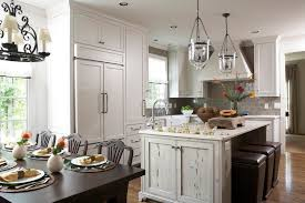 white kitchen islands with seating peerless distressed white kitchen island with seating and white