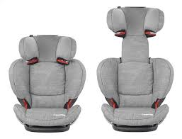 siege auto rodi air protect maxi cosi siège auto rodifix airprotect groupe 2 3 nomad grey